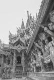 14 de septiembre de 2014 El templo verdadero es un completel único del templo Imagenes de archivo