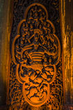 14 de septiembre de 2014 El templo verdadero es un completel único del templo Foto de archivo libre de regalías