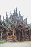 14 de septiembre de 2014 El templo verdadero es uno del examp más grande Foto de archivo libre de regalías