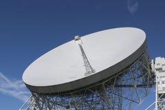 25 de septiembre de 2016 Observatorio del banco de Jodrell, Cheshire, Reino Unido E Imágenes de archivo libres de regalías
