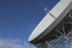 25 de septiembre de 2016 Observatorio del banco de Jodrell, Cheshire, Reino Unido E Fotografía de archivo libre de regalías