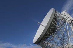 25 de septiembre de 2016 Observatorio del banco de Jodrell, Cheshire, Reino Unido E Foto de archivo libre de regalías