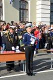 1 de septiembre en St Petersburg juramento Foto de archivo