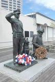 11 de septiembre monumento Imágenes de archivo libres de regalías