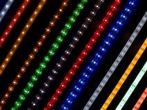 De series van de diode Stock Fotografie