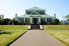 De serre van Kew Stock Fotografie