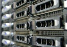 De server van het netwerk Royalty-vrije Stock Foto's