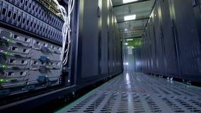De servers van de Bitcoinmijnbouw 4K
