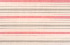 De servetten van de textuurdoek Royalty-vrije Stock Afbeelding