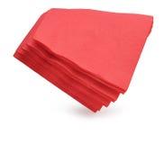 De servetten van het document Stock Fotografie