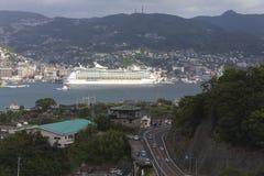 13 de setembro 2016 cidade de Nagasaki, Japão Imagem de Stock
