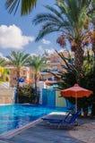 6 de setembro de 2016, Iris Village complexa residencial, Pafos, Cypr Imagem de Stock