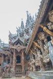 14 de setembro de 2014 O templo verdadeiro é um completel original do templo Imagens de Stock