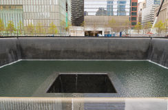 11 de setembro memorial Imagens de Stock Royalty Free