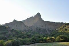 De Sfinx dichtbij Anzac Cove, Gallipoli, Turkije royalty-vrije stock foto