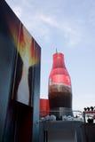 De Shanghai-Coca van Expo 2010 het Paviljoen van de Kola Stock Afbeelding