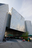 De Shanghai-Staat van Expo 2010 het Paviljoen van het Net Stock Foto