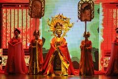  de show†de scénarios d'échelle de princesse Wencheng-Large le  de legend†de route Images libres de droits