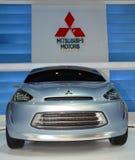 De Show van de Motor van Bangkok - Mitsubishi Royalty-vrije Stock Afbeelding