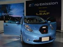 De Show van de Motor van Bangkok - Nissan Royalty-vrije Stock Fotografie
