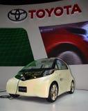 De Show van de Motor van Bangkok - Toyota Stock Afbeelding
