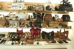 De showcase van de boutique Royalty-vrije Stock Afbeelding