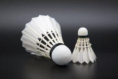 De Shuttles van het badminton Royalty-vrije Stock Afbeelding
