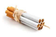De Sigaret van de bom Stock Foto