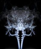 De Signalen van de rook Stock Afbeeldingen
