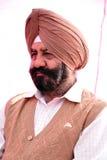 De sikh mens van Punjabi Royalty-vrije Stock Foto's