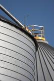 De silo van de korrel Stock Afbeeldingen
