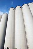 De silo van de toren stock afbeelding