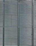 De siloachtergrond van het metaal Stock Fotografie