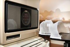De Simulator van de radiotherapie Royalty-vrije Stock Fotografie