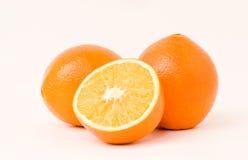 De sinaasappel van de navel Stock Foto