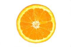 De Sinaasappel van de navel Stock Afbeeldingen
