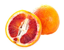 De sinaasappel van het bloed Royalty-vrije Stock Afbeeldingen