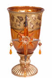 De Sinaasappel van het glas Royalty-vrije Stock Foto's
