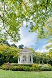 De Singapore botaniska trädgårdarna Arkivbilder