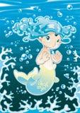 De Sirenes van de baby vector illustratie