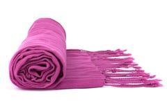 De sjaal van de vrouw Stock Afbeeldingen