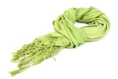 De sjaal van de vrouw Stock Foto