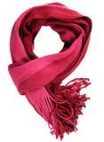 De sjaal van de vrouw Stock Foto's