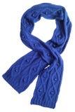De sjaal van de wol Royalty-vrije Stock Foto
