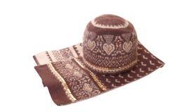De sjaal van de wol en GLB. Stock Afbeeldingen