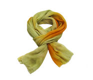 De sjaal van de zijde Royalty-vrije Stock Afbeelding