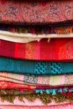 De Sjaal van Kashmir Royalty-vrije Stock Afbeeldingen