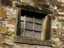 De sjofele schuur de landbouw bouw rustieke baksteen Royalty-vrije Stock Fotografie