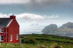 De Skellig öarna Royaltyfria Bilder