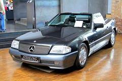 De sl-Klasse van Mercedes-Benz R129 Royalty-vrije Stock Fotografie
